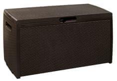 KETER skrzynia Rattan Box 265L (17186293)