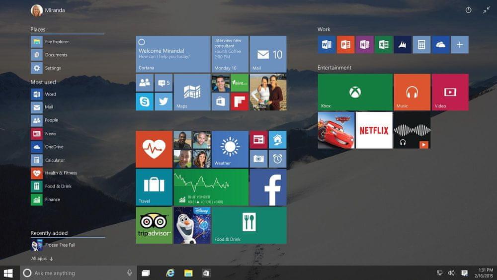 Microsoft Windows 10 Pro 64-Bit OEM SK DVD (FQC-08911)