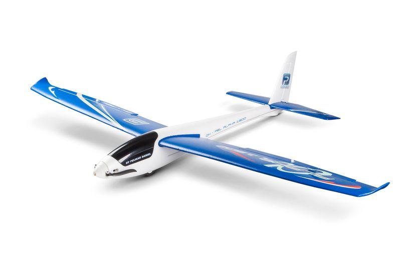 Pelikan letadlo ALPHA 1500 M1, RTF 4K, 2.4GHz brushless