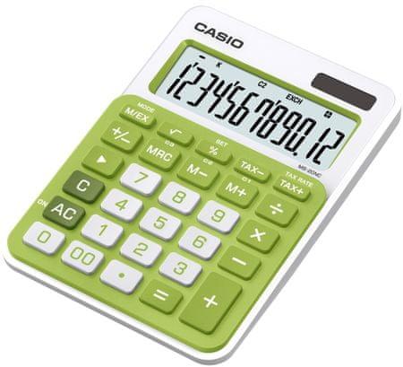 Casio MS 20 NC, zelená