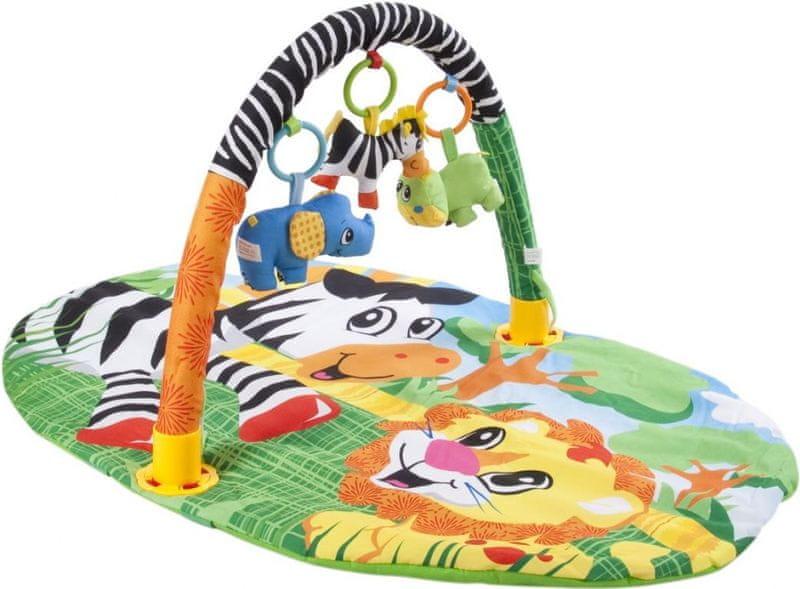 Sun Baby Hrací deka Zebra