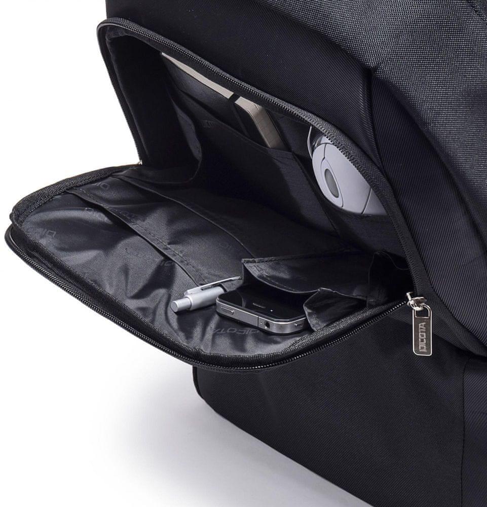 "Dicota Backpack BASE 15"" - 17.3"" (D30913)"