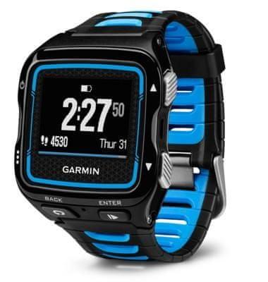 Garmin Forerunner 920 XT, modrá, černé