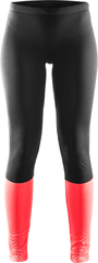 Craft ženske tekaške pajkice Brilliant Thermal, črno/roza