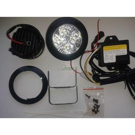 M-Tech žarnica LED DRL MT 2x4 902 HP, okrogla