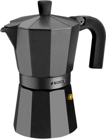 Monix Kawiarka Vitro Noir 6 filiżanek