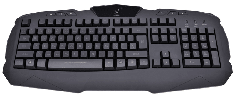 Hama uRage Illuminated gamingová klávesnice, podsvícená (113729)