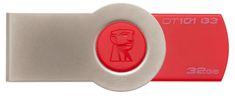 Kingston 32GB DataTraveler 101 Generace 3, USB 3.0