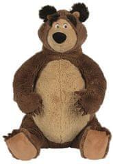 Simba Medvěd plyšový 50 cm sedící