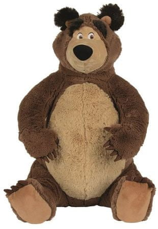 SIMBA Pluszowy Niedźwiedź, siedzący 50 cm