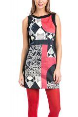 Lacné značkové sukne a šaty Desigual  019ce1a1130