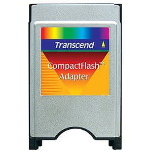 Transcend adapter CF - PCMCIA (TS0MCF2PC)