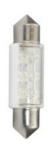 M-Tech žarnica LED L023 - C5W 36mm 6xLED 3mm, bela