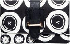 Desigual portfel damski czarny
