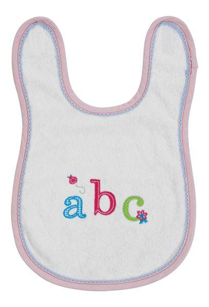 Bebe-jou Froté bryndák na suchý zip, ABC