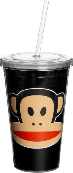 Paul Frank hrnek s brčkem černá