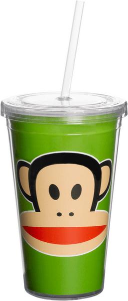 Paul Frank hrnek s brčkem zelená
