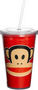 1 - Paul Frank lonček z opico, rdeč
