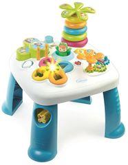 Cotoons večnamenska igralna miza, modra - Odprta embalaža