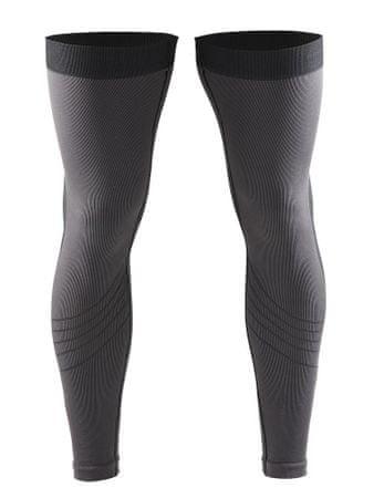 Craft nogavčki Leg Warmer 3D, črni, M/L