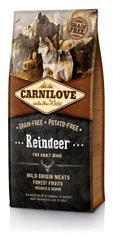 Carnilove Reindeer for Adult kutyatáp - 12kg