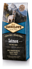 Carnilove Salmon for Adult 12kg