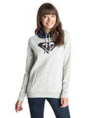 Roxy pulover s kapuco Cozyfleeced, ženski