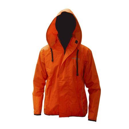 Xplorer kolesarska jakna Ponent, moška, oranžna, XL