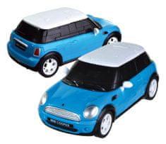 Albi 3D Puzzle auto - MiniCooper modré