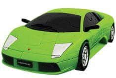 Albi 3D Puzzle auto - Lamborghi zelené
