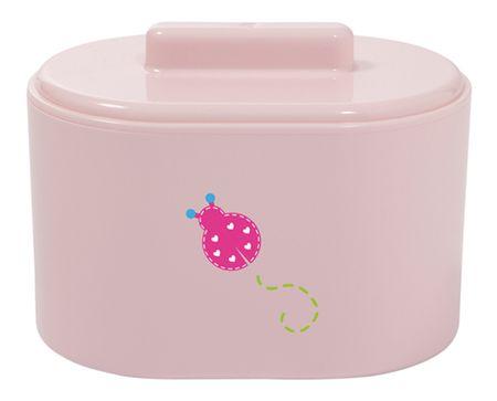 Bebe-jou Kombi-box, ABC světle růžová