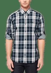 s.Oliver pánská kostkovaná košile