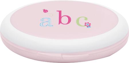 Bebe-jou Manikúra NEW, ABC růžová