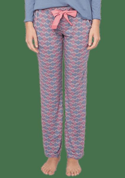 s.Oliver dámské kalhoty na spaní 40 růžová