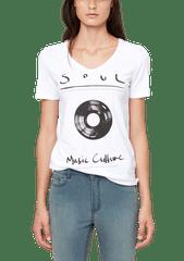 s.Oliver dámské tričko s hudebním motivem