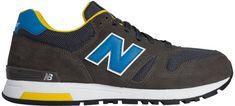 New Balance športni copati za prosti čas ML565SNR, moški, rjavo/modri