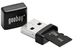 Goobay čitalnik microSD kartic USB 2.0