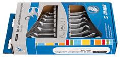 Unior Garnitura obročnih ključev 180/1CS, 8 kom