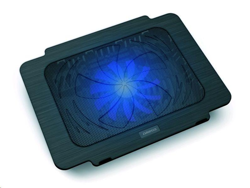 Omega BREEZE podstavec pod notebook s větrákem