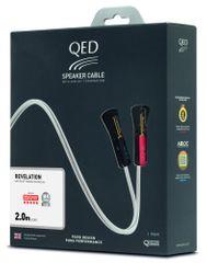 QED Revelation, reproduktorový kabel, 5 mm²