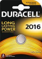 Duracell 2016, 1ks