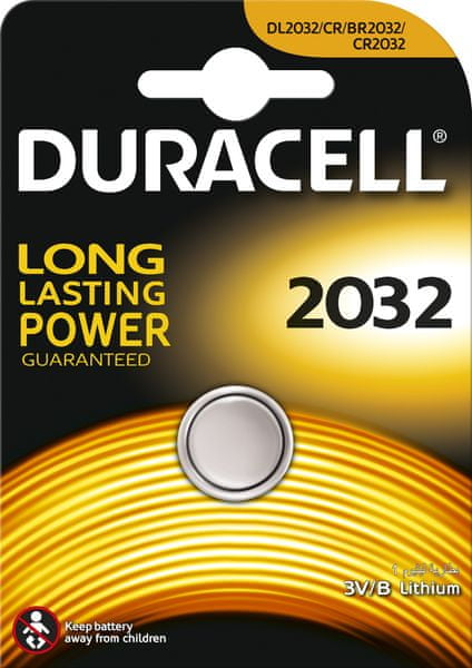 Duracell 2032, 1ks