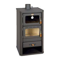 Prity FM kaminska peč na drva s pečico