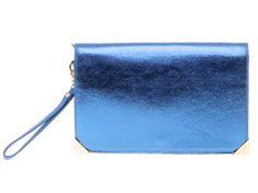 Anna Smith torebka damska niebieski
