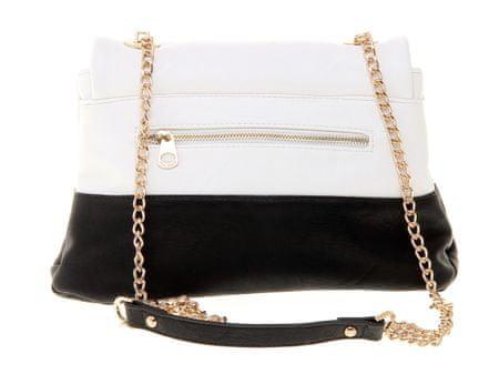 1d9b646560 Anna Smith bílá dámská kabelka s převisem - Alternativy