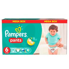 Pampers Active Baby Pants Extra Large - Mega Box (88 szt.)