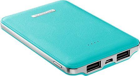 A-Data polnilna baterija powerbank PV120, 5100 mAh, modra