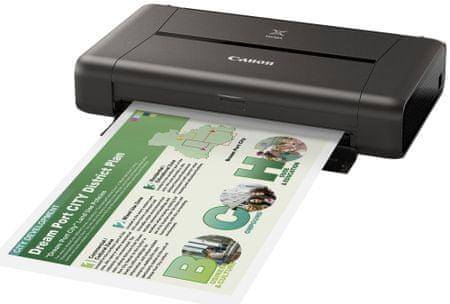 Canon prenosni tiskalnik Pixma iP110 (9596B009AA)