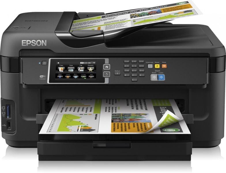 Epson WorkForce WF-7610DWF (C11CC98302)
