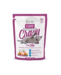 Brit Care Cat Crazy I´m Kitten hrana za mlade mucke 400g